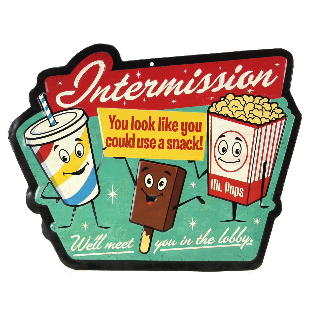 Theater Room Snack Bar: Concession Stand/bar