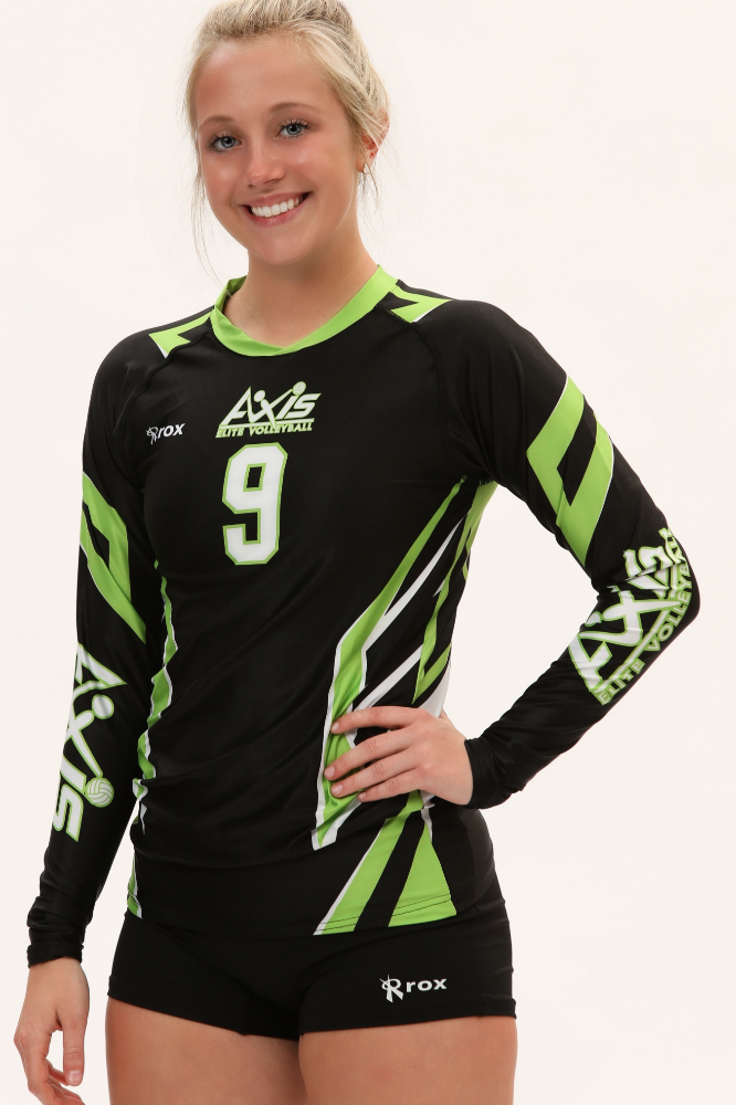 Force Women S Sublimated Jersey R020 Volleyball Jerseys Ladies Golf Volleyball Jersey Design