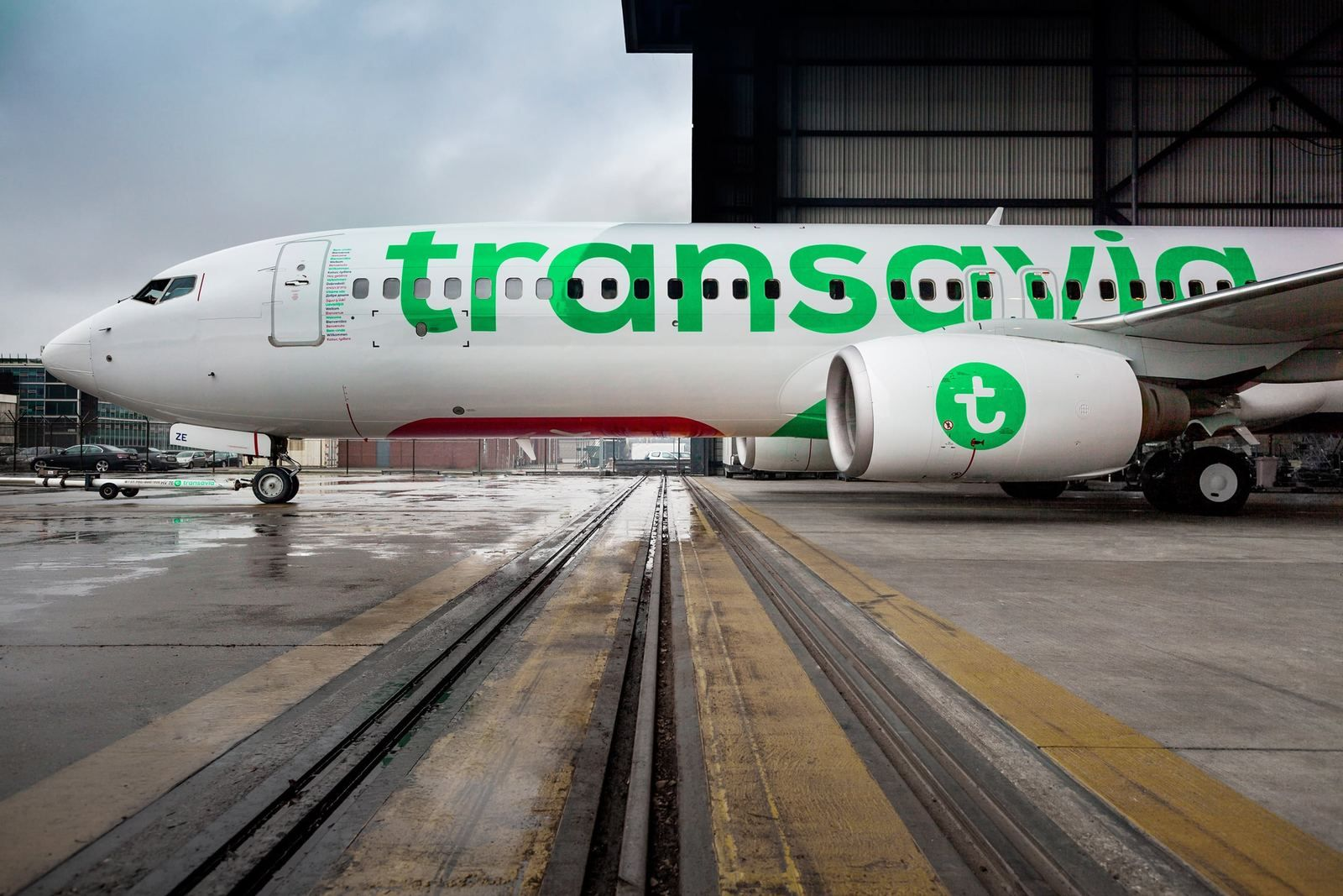 The rebranding of Transavia was prompted by Air FranceKLM
