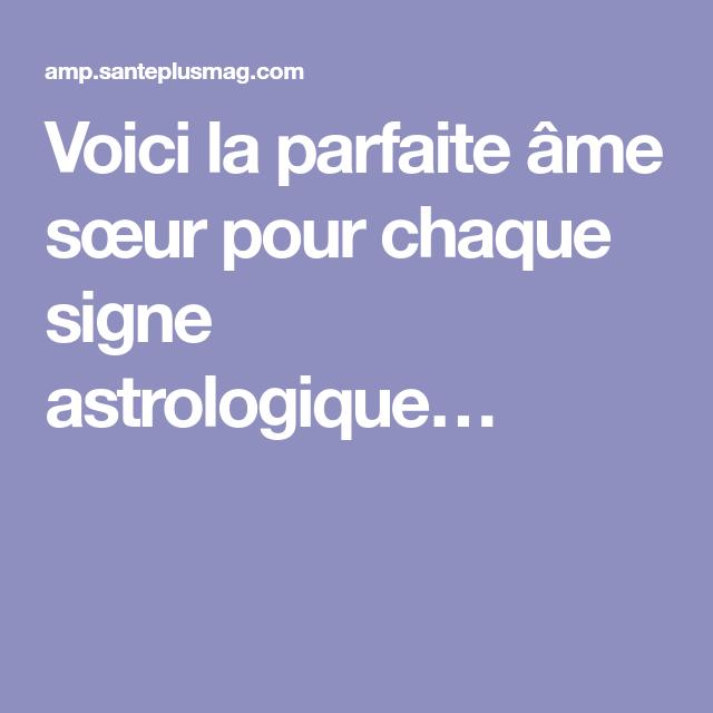 voici la parfaite me s ur pour chaque signe astrologique astrologie pinterest horoscope. Black Bedroom Furniture Sets. Home Design Ideas