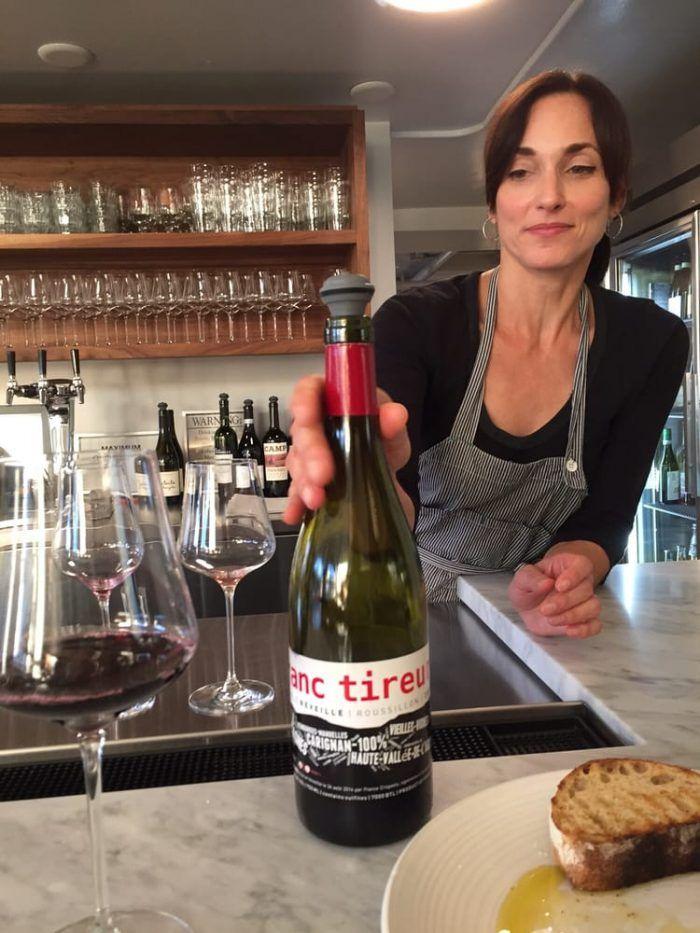 5. Tofino Wines - 2696 Geary Blvd, San Francisco, 94118