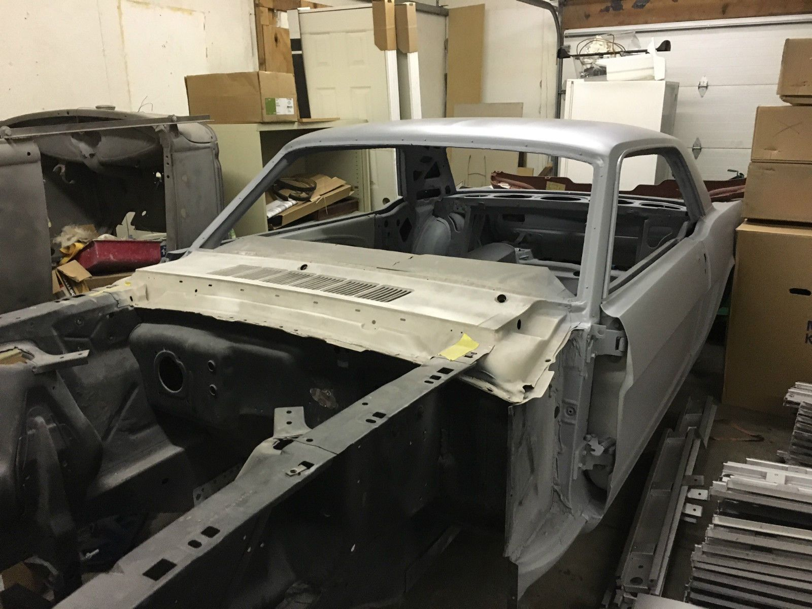 1966 Ford Mustang GT Coupe Restoration Project | Project cars for ...
