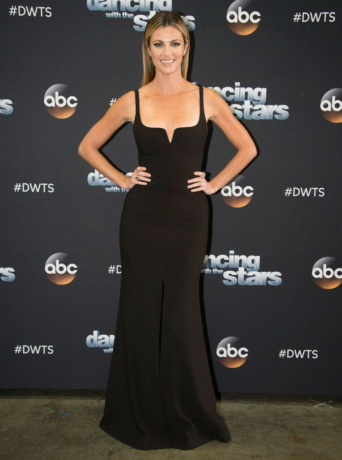 How Erin Andrews Chose Her Dancing with the Stars LBD ...