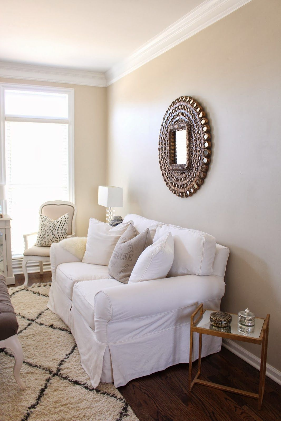 Clay beige by benjamin moore makeupbytiffanyd paint for Benjamin moore creamy beige