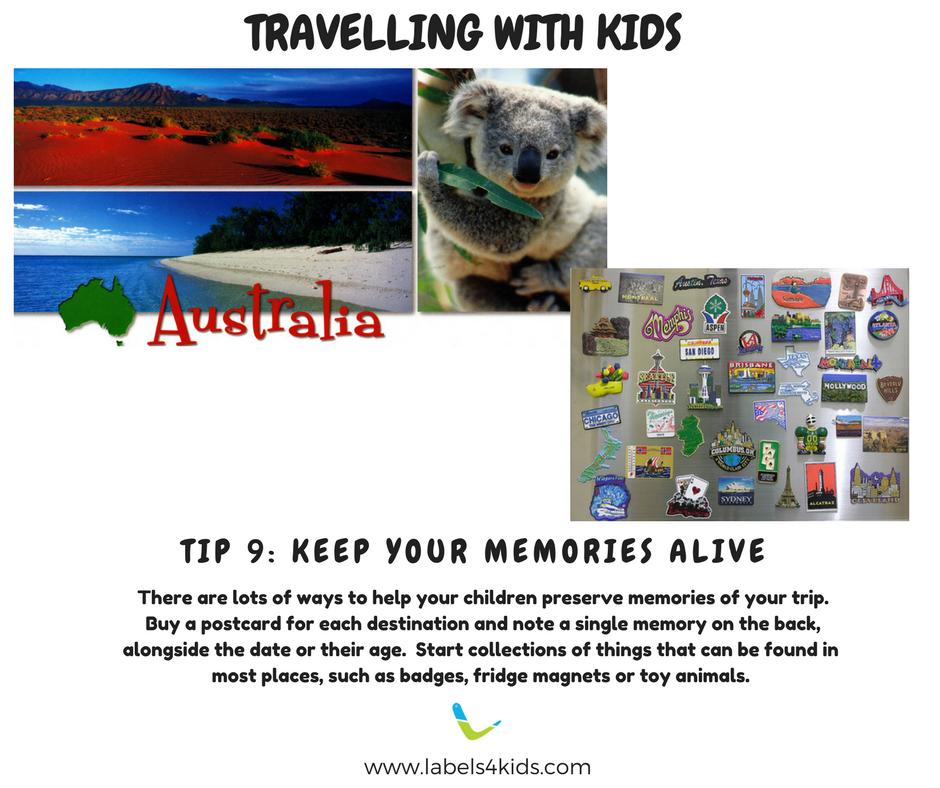 Travel Tip 8. Keep the memories alive. #traveltips