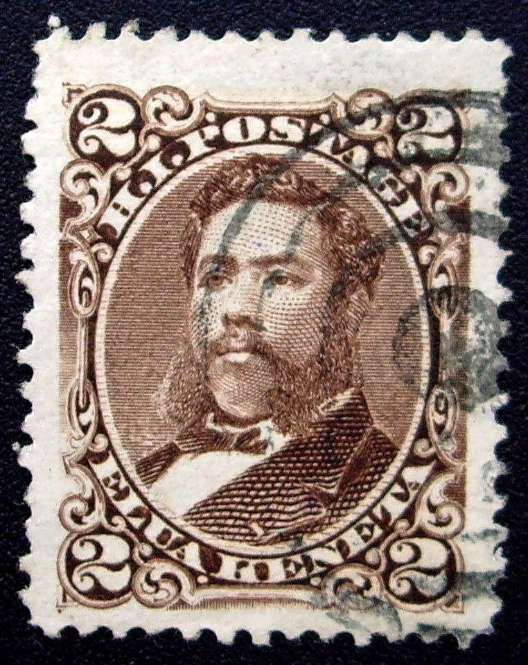 1935.   Hawaiʻi Postage Stamp with Wailuku, Maui Ring Cancel  Mahalo:  Vintage Hawaiʻi