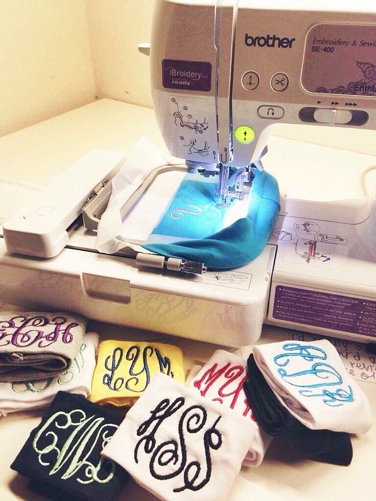 Sewing projects for beginners monograms business and