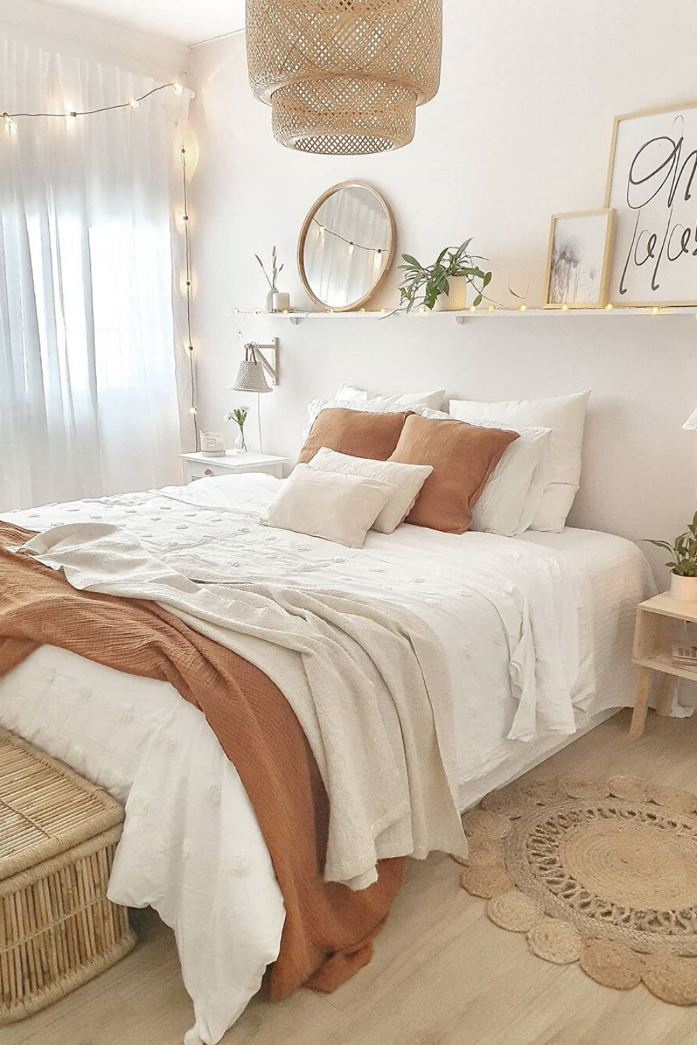 Home Discover 25 Most Instagrammable Bedroom Ideas Redecorate Dorm Room Decor Cozy