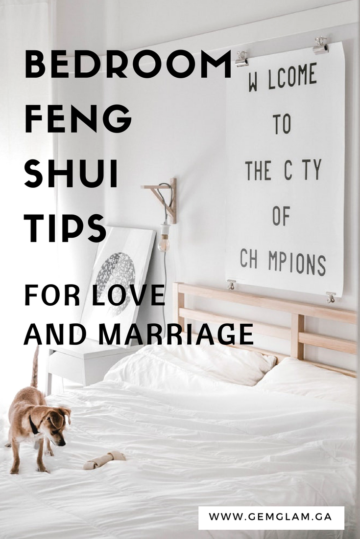 how to feng shui your bedroom for a stronger relationship bedroom rh pinterest com