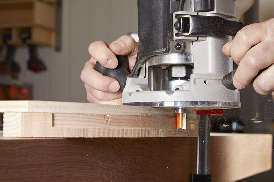 Here's how guide bushings make your woodworking easier