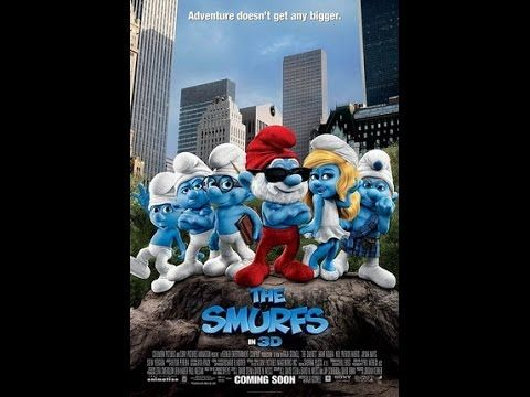 Os Smurfs 1 Filme Completo Dublado Filmes De Animacao Completos Filmes De Animacao Filmes Filmes Completos