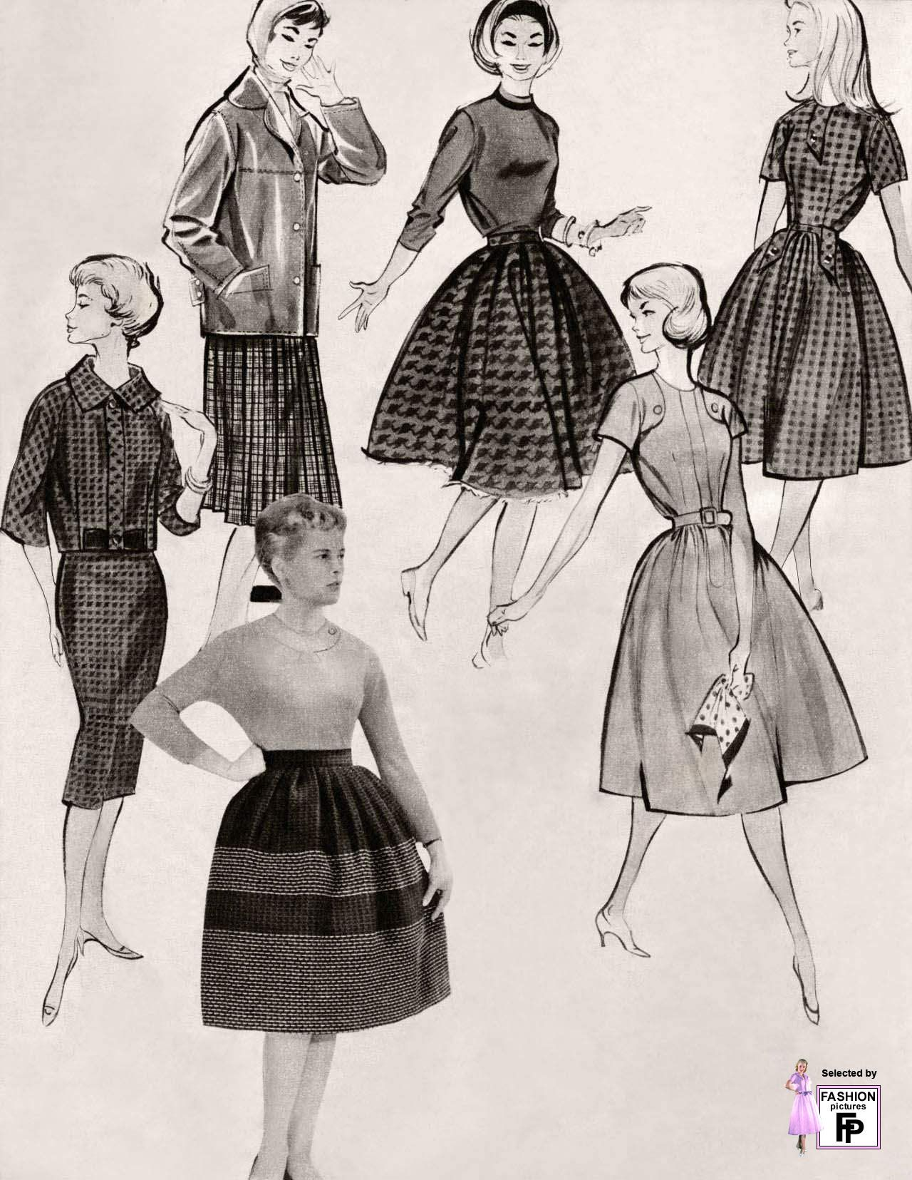 1958 fashion 1958-2-lou-0010.jpg | The 50\'s | Pinterest