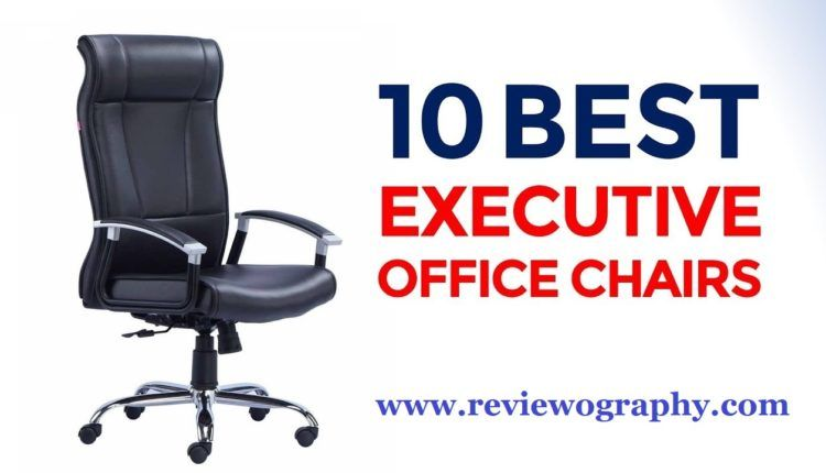 Best Ergonomic Office Chair India