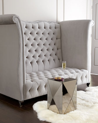 high back tufted chair bedroom pictures bella gigi sofa by haute house at neiman marcus gigionbroadway