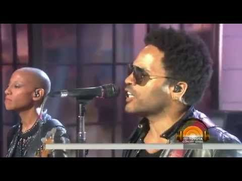 Lenny Kravitz Hd Live Are You Gonna Go My Way Youtube