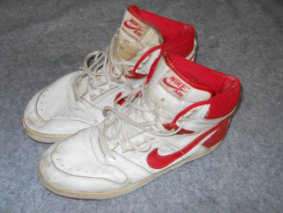 Old Vintage 1980s Nike Delta Force Basketball by