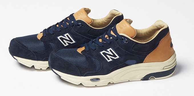 a79bfdfb7628d 大人気のため復刻発売決定 別注スニーカー New Balance for BEAUTY&YOUTH 1700リリース 2014春