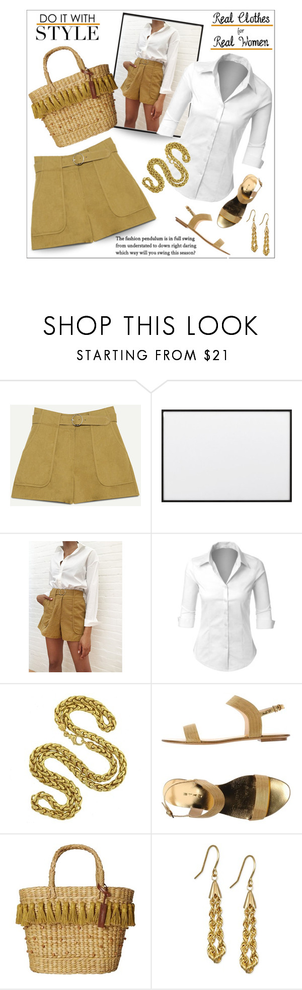 """A summer's day"" by outfitsloveyou ❤ liked on Polyvore featuring By Lassen, LE3NO, Etro and White Stuff"