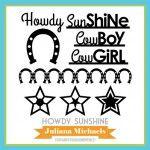 Howdy Sunshine