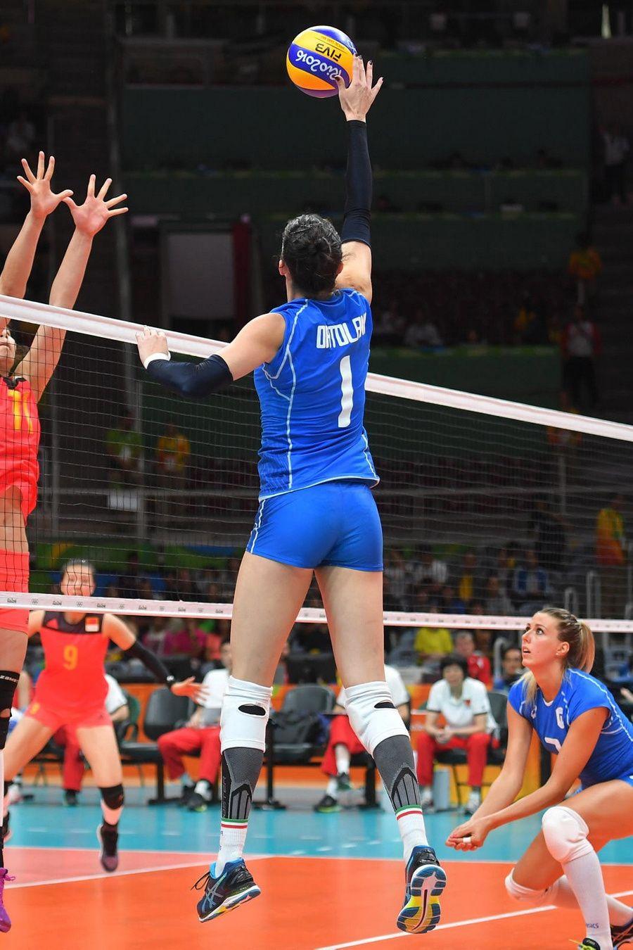 Serena Ortolani Italy Rio 2016 Olympics Spor
