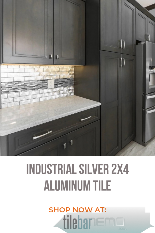 Jun 2 2020 This Pin Was Discovered By Michelle Kamine Discover And Save Your Own Pins In 2020 Grey Kitchen Designs Aluminium Kitchen Dark Brown Kitchen Cabinets
