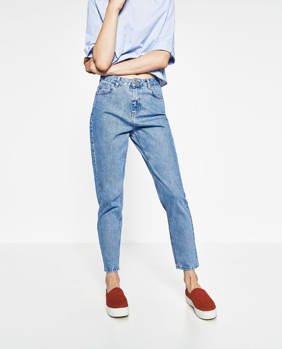 accf8d8092 Image 4 of MOM JEANS from Zara | Denim | Mode