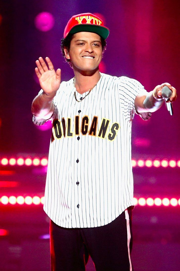 Bruno mars s energetic bet awards performance still has us on our feet