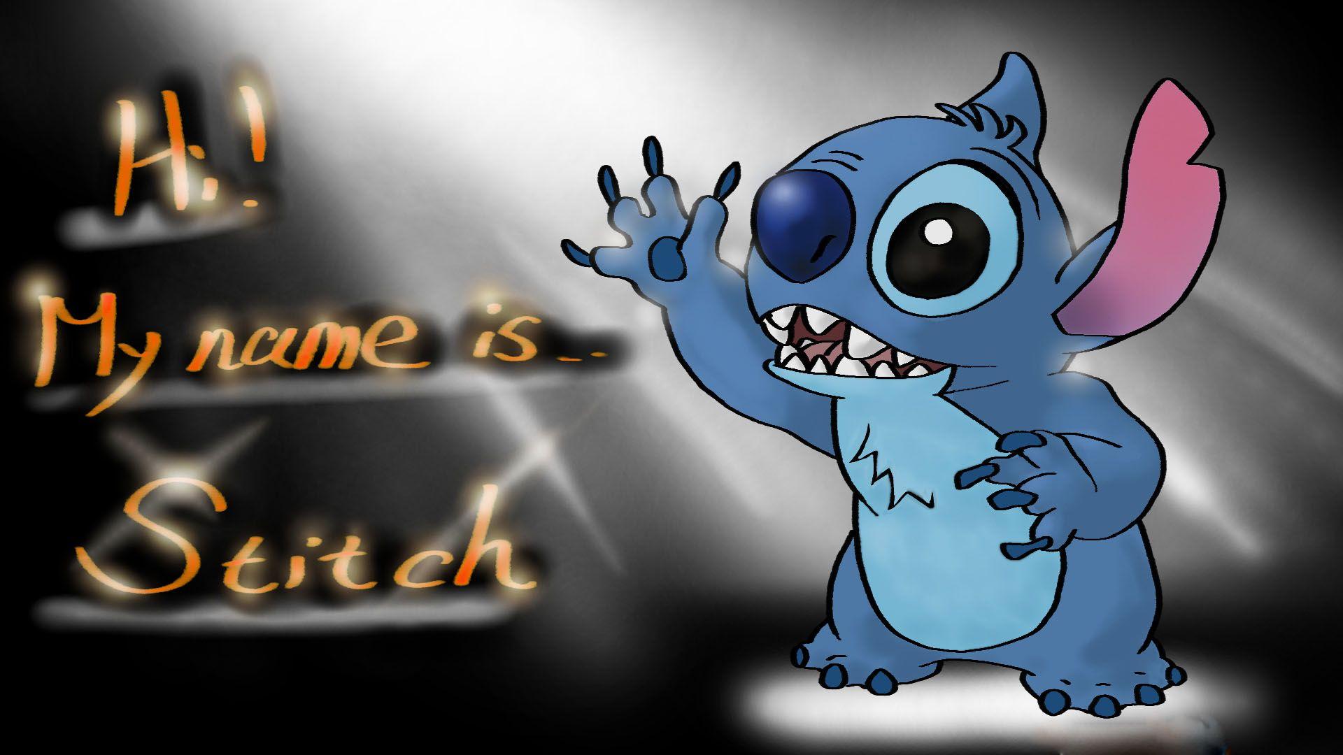 Hi Stitch lilo and stitch Wallpapers HD. Lilo and stitch
