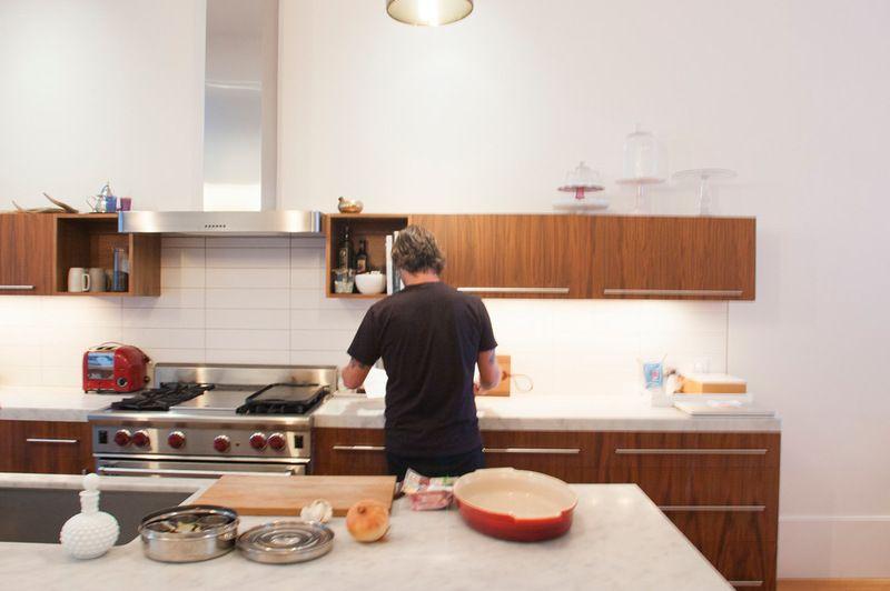 Eclectic Kitchen by Le Michelle Nguyen