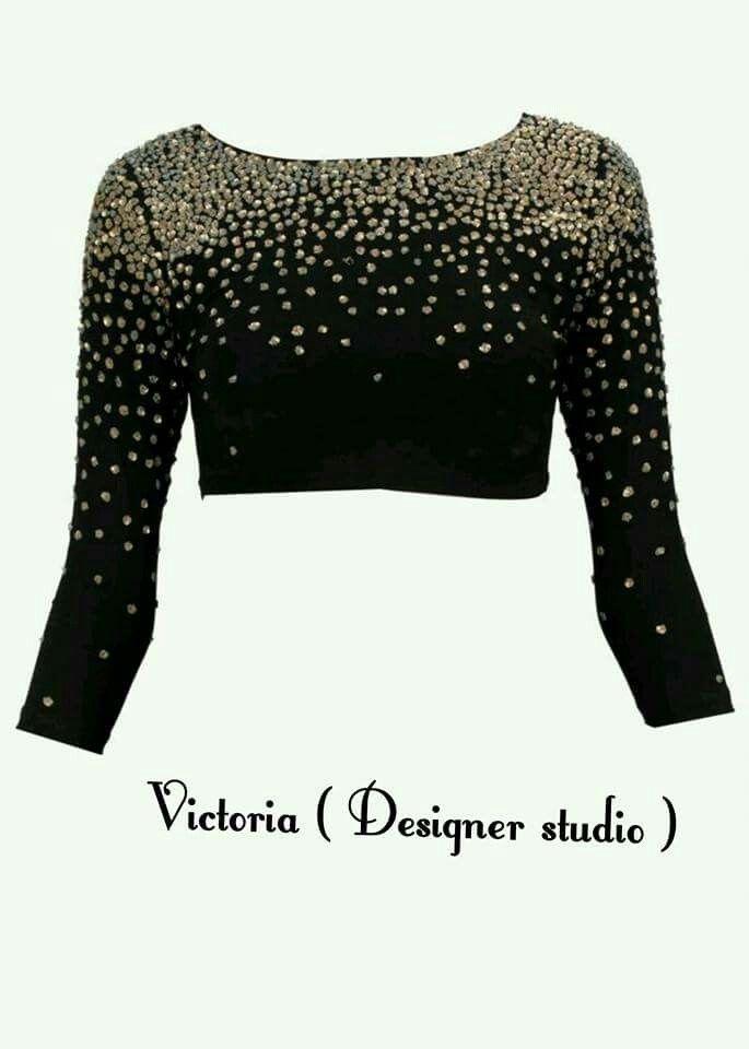 Pin de Sangeetha Ramesh en wow blouse | Pinterest | Blusas y Bordado