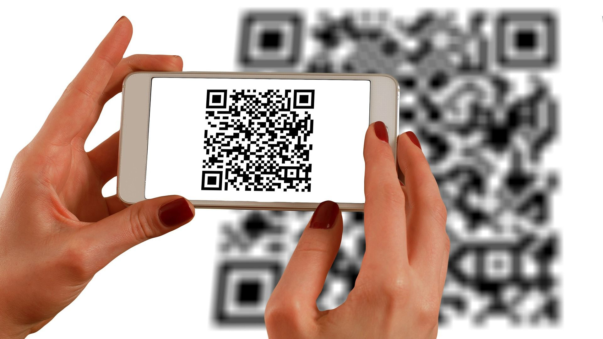QR Code and Barcode Scanning Apps For iOS Qr code