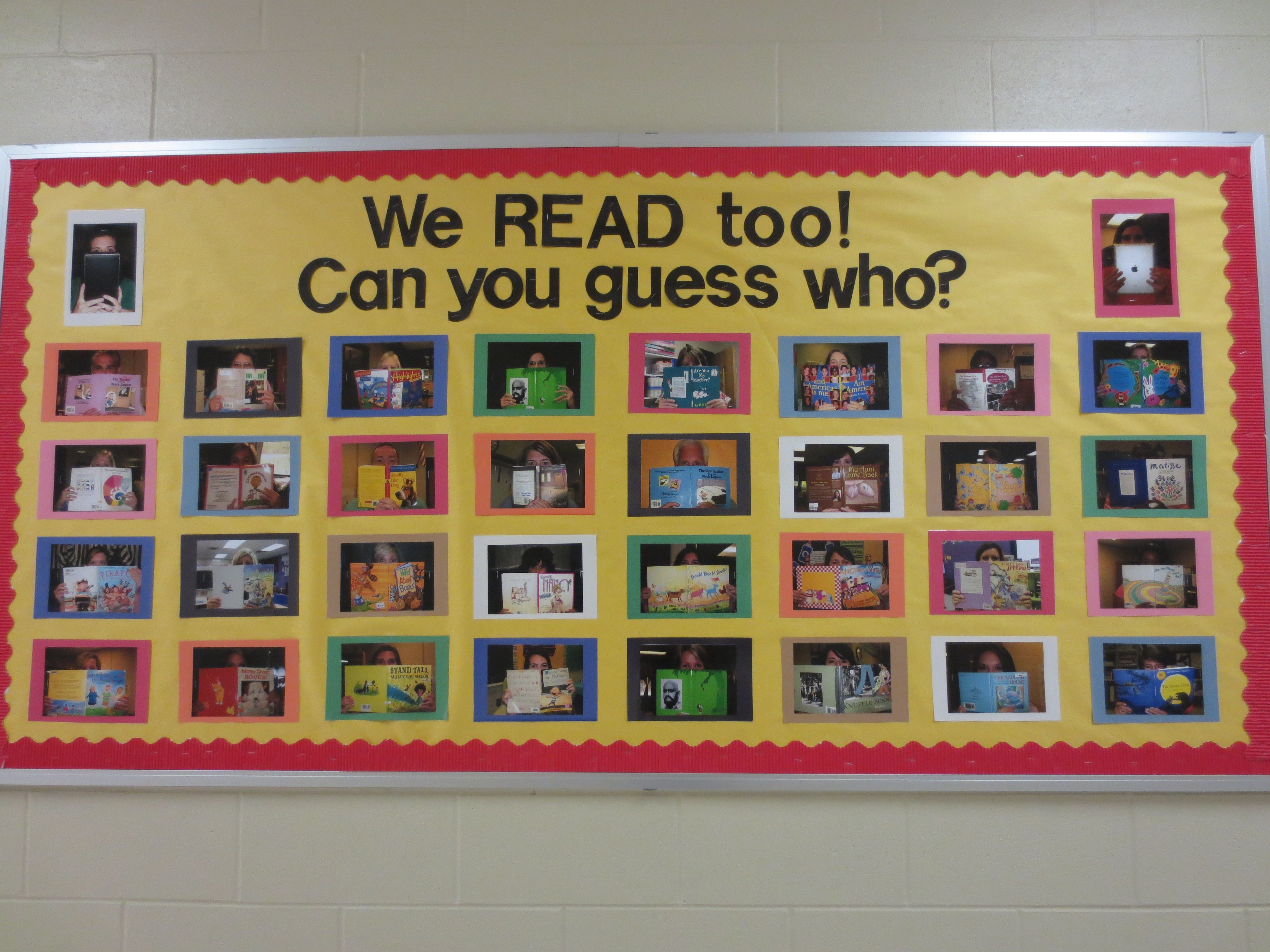 Guess The Teacher Behind The Book Book Week Competition Students Always Seem To Love These