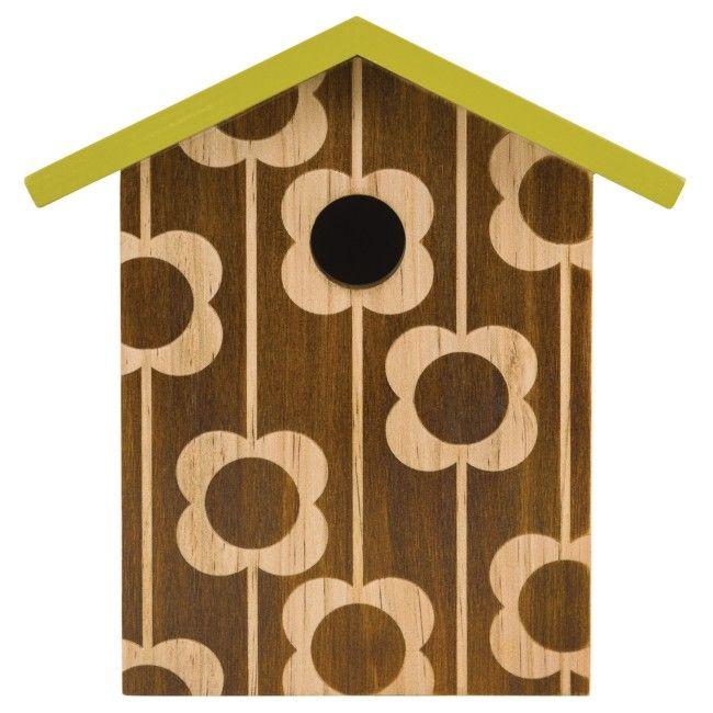 pu003eRavissant nichoir pour oiseaux en bois en forme de maison avec les - dessin de maison facile