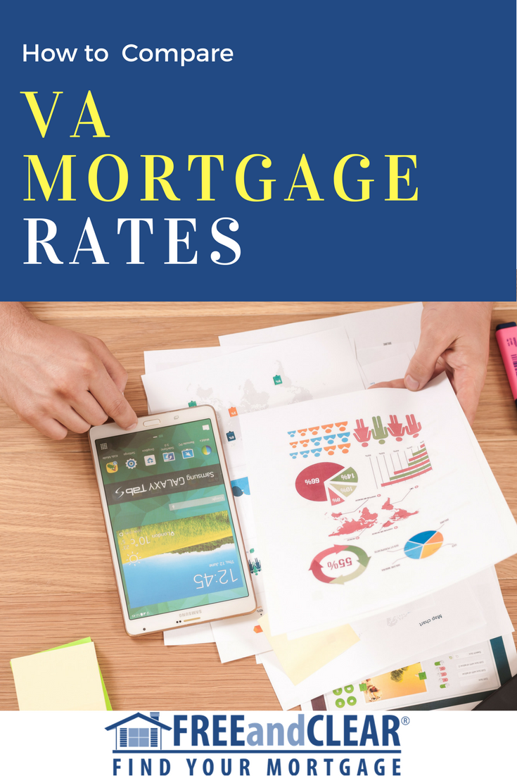 Current Va Mortgage Rates Va Loan Rates Freeandclear Mortgage Comparison Interest Only Mortgage Mortgage Amortization Calculator