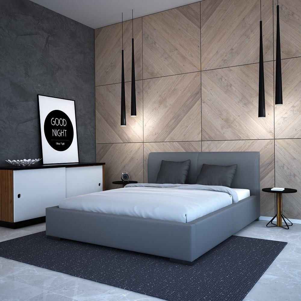 Proste I Klasyczne łóżko Argo Doskonale Komponuje Się Z