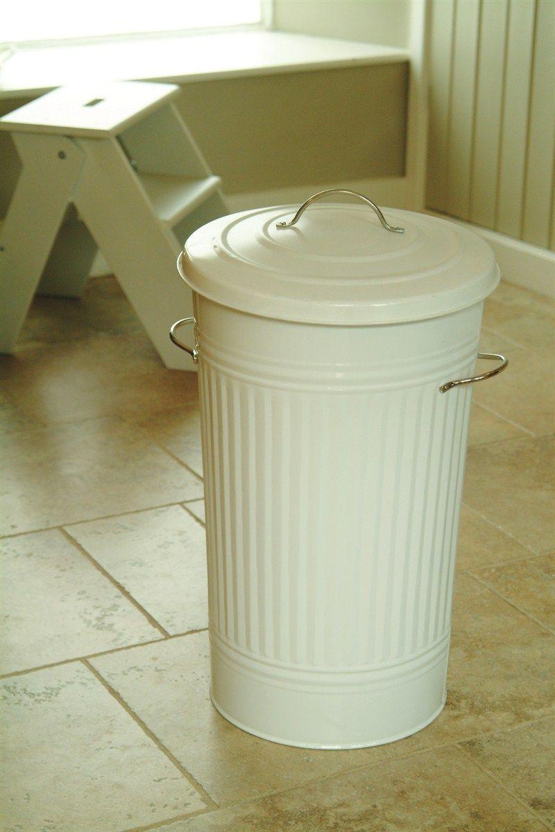 Download Wallpaper Buy White Kitchen Bin