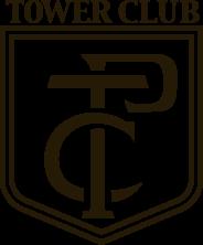 Princeton Tower Club Logo Logos Gaming Logos Atari Logo