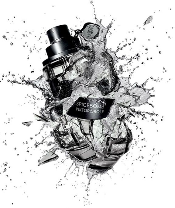 """I love this scent!"" Beauty Report: Viktor & Rolf's new scent, Spicebomb, is now available exclusively at Nordstrom—but it's not just for the boys."