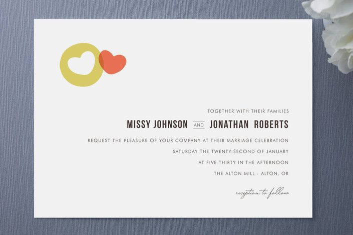 Missing Piece Wedding Invitations By Design Lotus At Minted Com Secret Garden Wedding Invitations Wedding Invitations Garden Wedding Invitations