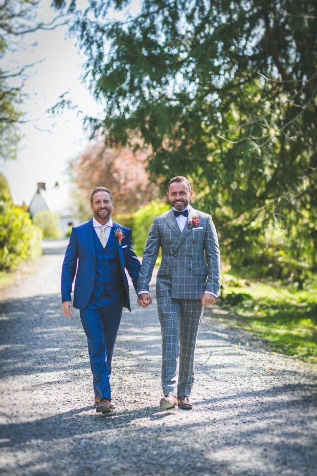 Mr and Mr Tipi Wedding Inspiration | www.onefabday.com