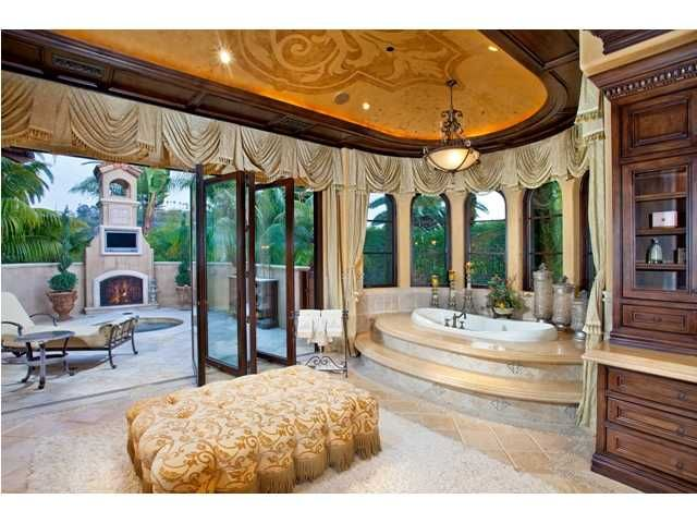 How about this off your master bath?