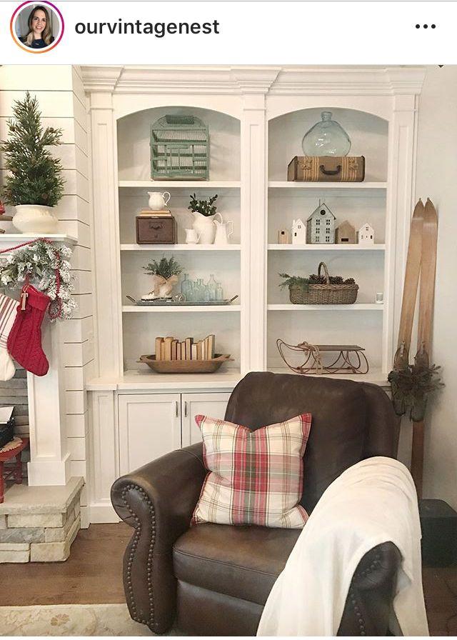Shelves   Living room shelves, Home decor, Fireplace shelves