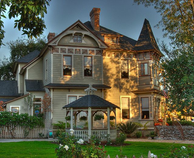 Beautiful Old House In Monrovia California Victorian Homes