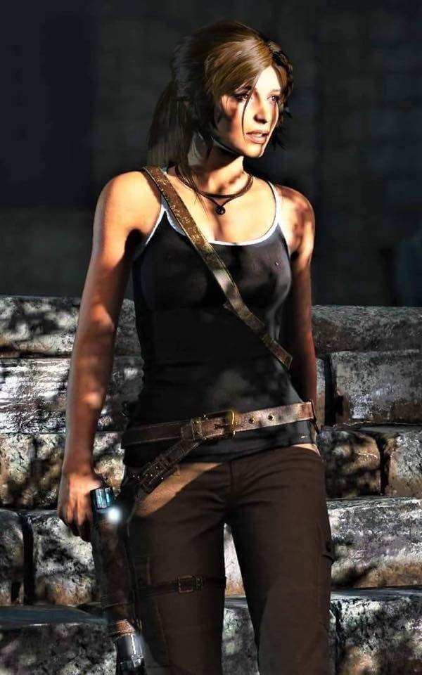 Pin on Lara Croft: Tomb Raider