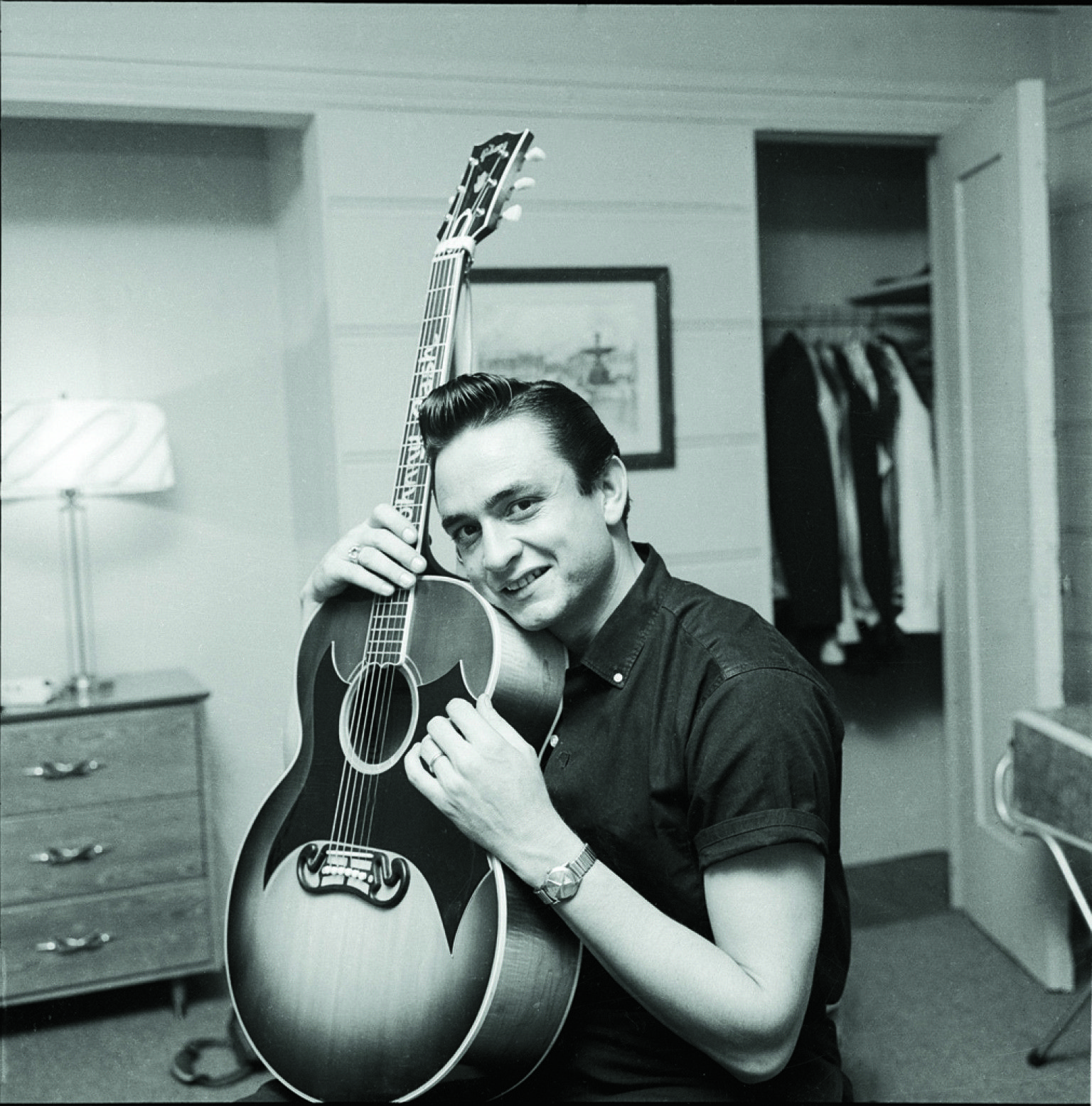 9 Rare Johnny Cash Photos | Music | Johnny Cash, Young ...