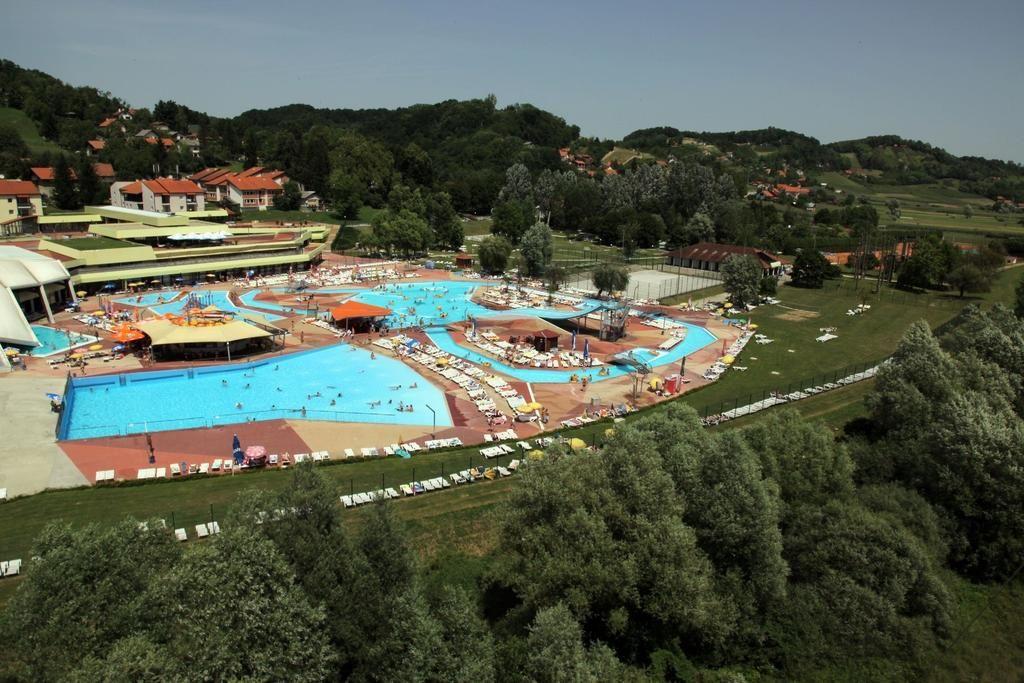 Terme Tuhelj Hotel Well Tuhelj Croatia