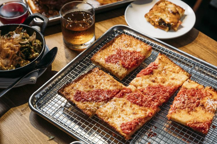 The new pizza that will dominate manhattan bloomberg