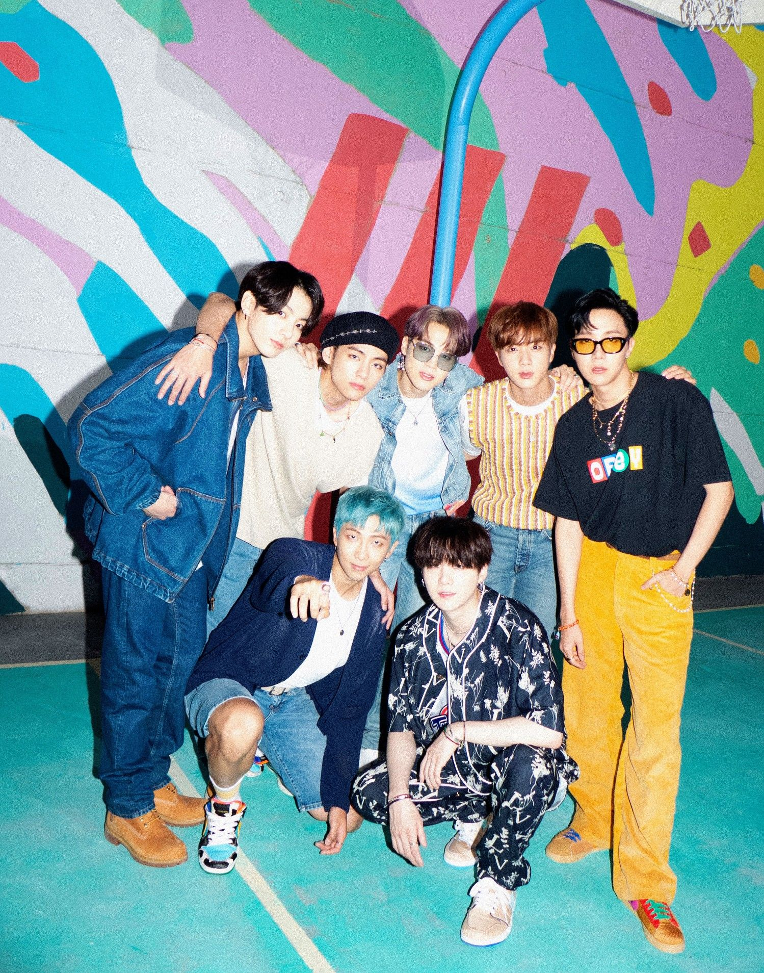 BTS Dynamite Special Photos (HD/HQ) in 2020 | Photoshoot ...