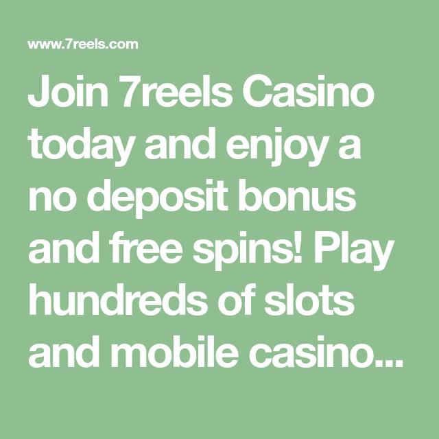 Slot Games No Deposit Free Bonus