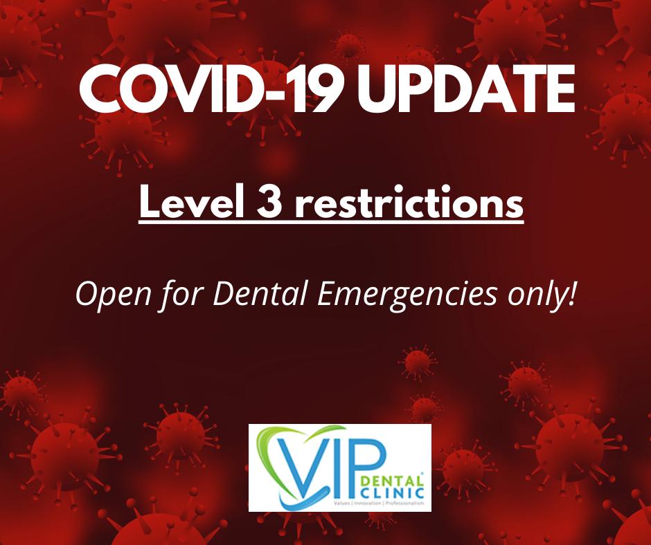The Australian Dental Association has passed level 3